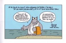 Extrait de Le chat -18INT- La Bible selon le Chat