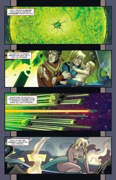 Extrait de Power Girl (Urban Comics) -1- Un nouveau départ