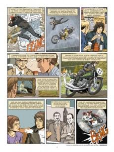 Extrait de Rider on the storm -2- Londres