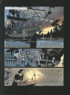 Extrait de Le sang des Lâches -1- La Vengeance de Yama