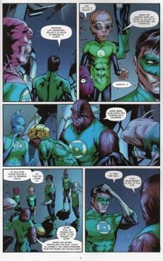 Extrait de Green Lantern Saga -23- Numéro 23