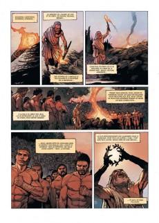 Extrait de Les 7 merveilles -1- La Statue de Zeus - 432 av. J.-C.