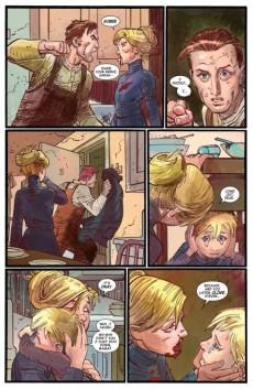Extrait de Captain America (Marvel Now!) -1- Perdu dans la dimension Z (I)