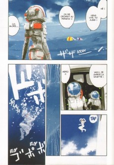 Extrait de Knights of Sidonia -8- Tome 8