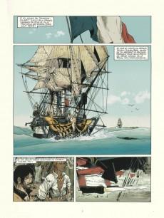 Extrait de Les pirates de Barataria -7- Aghurmi