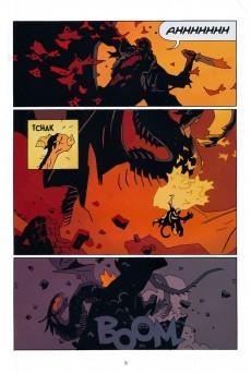 Extrait de Hellboy en enfer -1- Secrets de famille