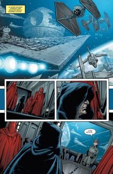 Extrait de Star Wars (Delcourt) -2- Haute Trahison