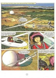 Extrait de Yoko Tsuno -5b87- Message pour l'éternité