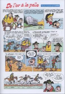Extrait de Jim L'astucieux (Les aventures de) - Jim Aydumien -24- De l'or à la pelle