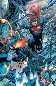 Extrait de Superman Unchained (2013) -6- Precipice