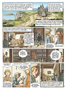 Extrait de L'Île au trésor (Simon) -1a- Volume 1