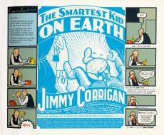 Extrait de Jimmy Corrigan