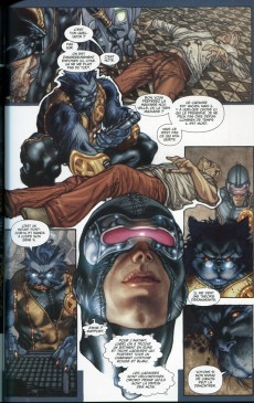 Extrait de Astonishing X-Men (Marvel Dark) - Boîte à fantômes