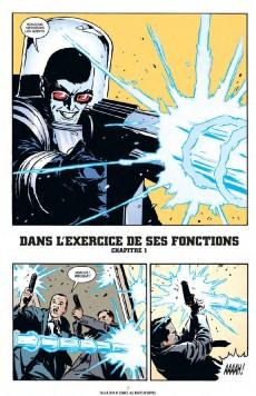 Extrait de Gotham Central (Urban comics) -1- Tome 1