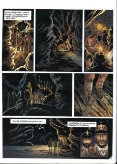 Extrait de Le gouffre de Padirac -1- Édouard-Alfred Martel et l'incroyable découverte