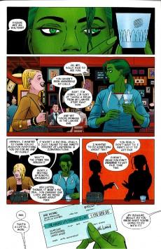 Extrait de She-Hulk (2014) -1- She-Hulk