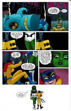 Extrait de She-Hulk (2014) -2- She-Hulk