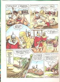 Extrait de Akim (1re série) -HS1- Akim - La Couronne de l'éternité