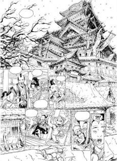 Extrait de Samurai -INTTL1- Intégrale I - Tomes 1, 2 et 3