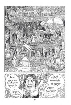 Extrait de La fille Maudite du Capitaine Pirate -1- Volume premier
