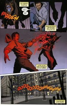 Extrait de Greek Street (2009) -INT1- Blood calls for blood