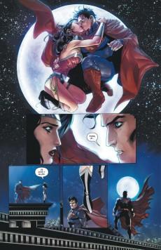 Extrait de Justice League (DC Renaissance) -3- Le Trône d'Atlantide