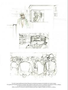 Extrait de (AUT) Juillard - Blake et Mortimer - Les carnets d'André Juillard