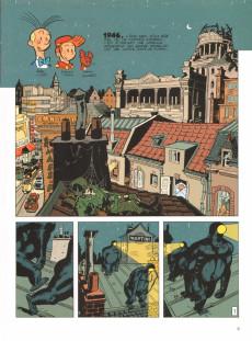 Extrait de Spirou et Fantasio (Une aventure de.../Le Spirou de...) -7- La Femme-léopard