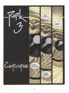 Extrait de Rork -5- Capricorne