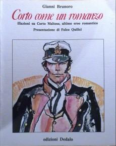 Extrait de (AUT) Pratt, Hugo (en italien) - Corto come un romanzo