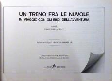 Extrait de (AUT) Pratt, Hugo (en italien) - Un treno fra le nuvole