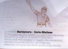 Extrait de (AUT) Pratt, Hugo (en italien) - Barleycorn 1