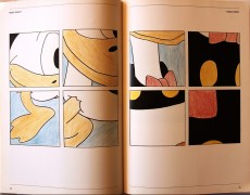 Extrait de (AUT) Pratt, Hugo (en italien) - I Love Paperino