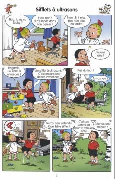 Extrait de Bob et Bobette (Les Juniors) -7- Eureka !