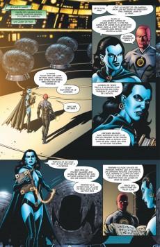 Extrait de Green Lantern (Geoff Johns présente) -5- La guerre de Sinestro - 2e partie