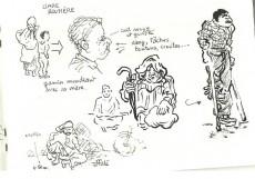 Extrait de Capharnaüm, Simon Hureau au Maroc - Tome 1