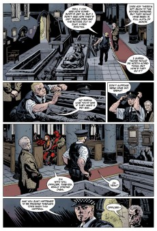 Extrait de Hellboy (1994) -INT12- The Storm and the Fury