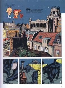 Extrait de Spirou et Fantasio (Une aventure de.../Le Spirou de...) -7TL- La Femme-léopard