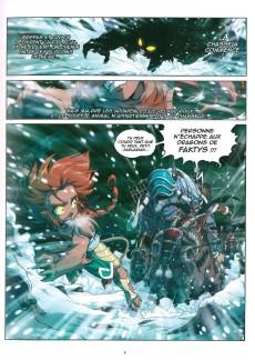 Extrait de Les légendaires - Origines -3- Gryfenfer