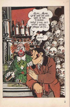 Extrait de (AS) Comics -3135- Nestor Burma - Une gueule de bois en plomb (1/3)