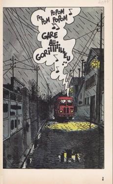 Extrait de (AS) Comics -5137- Nestor Burma - Une gueule de bois en plomb (3/3)