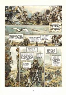 Extrait de Rogon le Leu -1- Le château-sortilège