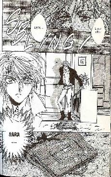 Extrait de Angel Sanctuary -1- Volume 1