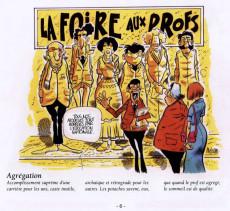 Extrait de Illustré (Le Petit) (La Sirène / Soleil Productions / Elcy) - Le Petit Dico Illustré des profs