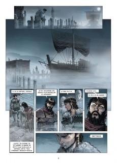 Extrait de Troie -3- Les Mystères de Samothrace