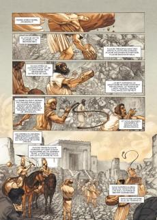 Extrait de Les 7 merveilles -2- Les Jardins de Babylone - 585 av. J.-C.