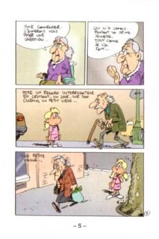 Extrait de Les femmes en blanc présentent... -MR3970- La vieillesse qu'est-ce ?