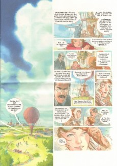 Extrait de Le château des étoiles -1- Le Secret de l'éther