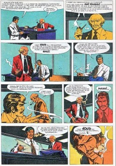 Extrait de Bruno Brazil -10b1983- Dossier Bruno Brazil