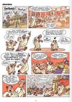 Extrait de Gladiatorus -2- Alea jacta ouste